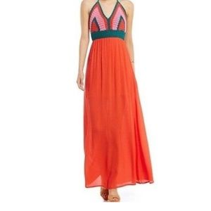 Gianni Bini maxi summer spice dress